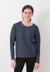 Grainline Studio Linden Sweatshirt (Beginner)