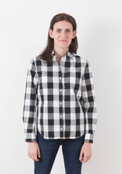 Grainline Studio Archer Button Up Shirt (Intermediate)