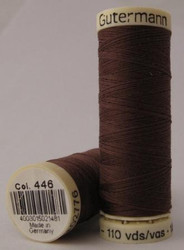 Gutermann Sew All Thread 100m - 446