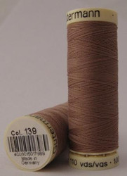 Gutermann Sew All Thread 100m - 139