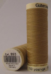 Gutermann Sew All Thread 100m - 893