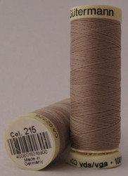 Gutermann Sew All Thread 100m - 215