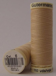 Gutermann Sew All Thread 100m - 6