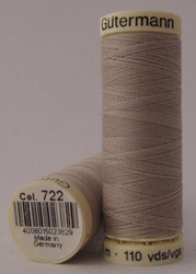 Gutermann Sew All Thread 100m - 722