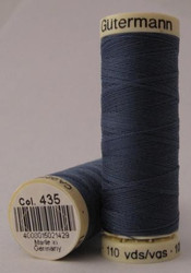 Gutermann Sew All Thread 100m - 435