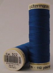 Gutermann Sew All Thread 100m - 322