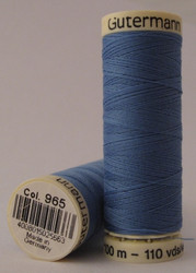 Gutermann Sew All Thread 100m - 965