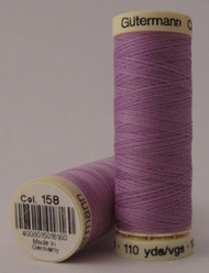 Gutermann Sew All Thread 100m - 158