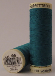 Gutermann Sew All Thread 100m - 189