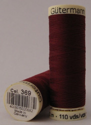 Gutermann Sew All Thread 100m - 369