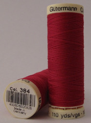 Gutermann Sew All Thread 100m - 384