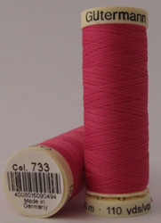 Gutermann Sew All Thread 100m - 733