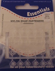 Snap Fasteners - Clear