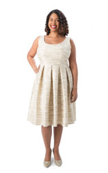 Cashmerette Upton Dress (Intermediate)