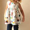 Made by Rae Geranium Dress Pattern
