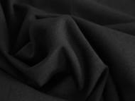 Luca Cotton & Spandex Jersey - Black