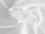 Luca Cotton & Spandex Jersey - White