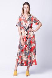Named Reeta Midi Shirt Dress  (Intermediate)