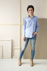 Liesl & Co Classic Shirt (Intermediate)