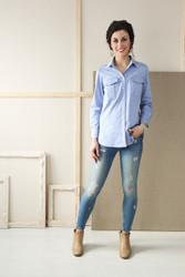 Liesl & Co Classic Shirt (Intermediate)