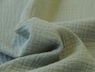 cotton double gauze fabric