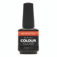 Artistic Nail Design - Colour Gloss - Haute Cout-Orange