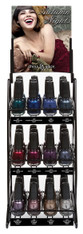 China Glaze Autumn Nights (36 pcs w/Rack)