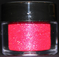 CND Additives Pigment - Raspberry Sizzle (Raspberry Glitter)