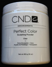 CND Clear Powder (16 oz)