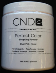 CND Blush Pink Powder - Sheer (16 oz)