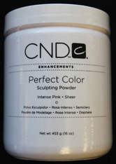 CND Intense Pink Powder - Sheer (16 oz)