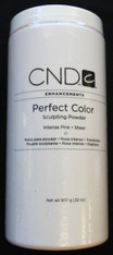 CND Intense Pink Powder - Sheer (32 oz)