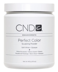 CND Soft White Powder - Opaque (16 oz)