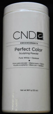 CND Pure White Powder - Opaque (32 oz)