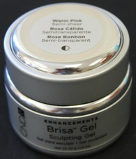 CND Brisa Sculpting Gel - Warm Pink Semi-Sheer (1.5 oz)