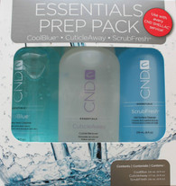 CND Essentials Prep Pack