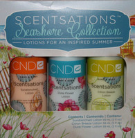 CND Scentsations Seashore Collection (3 pack)