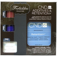 CND Additives & Retention+ Pack
