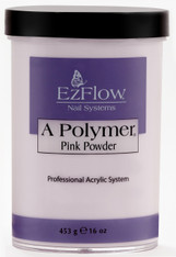 EZ Flow - A Polymer Pink Powder (16 oz)
