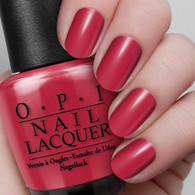 OPI Nail Polish - Chick Flick Cherry (H02)