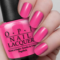 OPI Nail Polish - Pink Flamenco (E44)