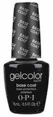 Gelcolor by OPI - Base Coat