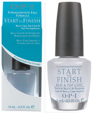 OPI Start to Finish (.5 oz)