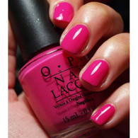 OPI Nail Polish - Kiss Me On My Tulips (H59)
