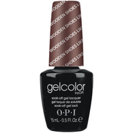 Gelcolor by OPI - Wooden Shoe Like To Know?