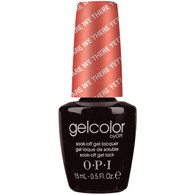 Gelcolor by OPI - Are We There Yet?