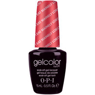 Gelcolor by OPI - I Eat Mainely Lobster