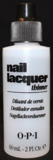 OPI Nail Lacquer Thinner (2 oz)
