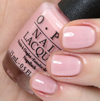 OPI Nail Polish - Don't Burst My Bubble (T57)