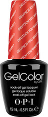 Gelcolor by OPI - Deutsch You Want Me Baby?